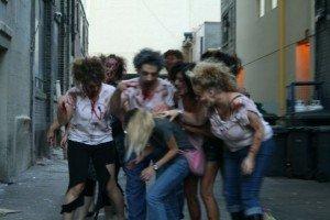 I'm Dead in a Zombie Apocalypse. 45