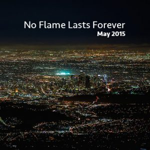 May #jesslist - No Flame Lasts Forever 1