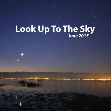 June #jesslist Playlist - Look Up To The Sky 1