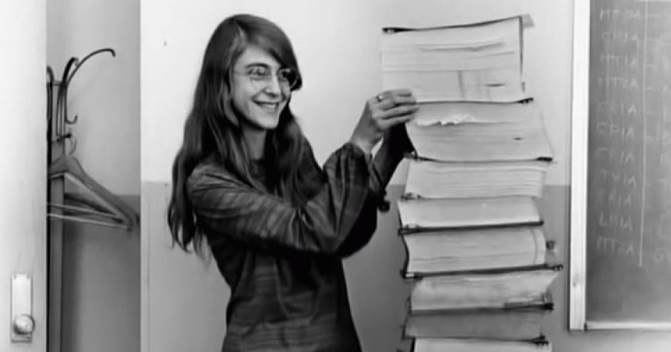 Her Name is Margaret Hamilton